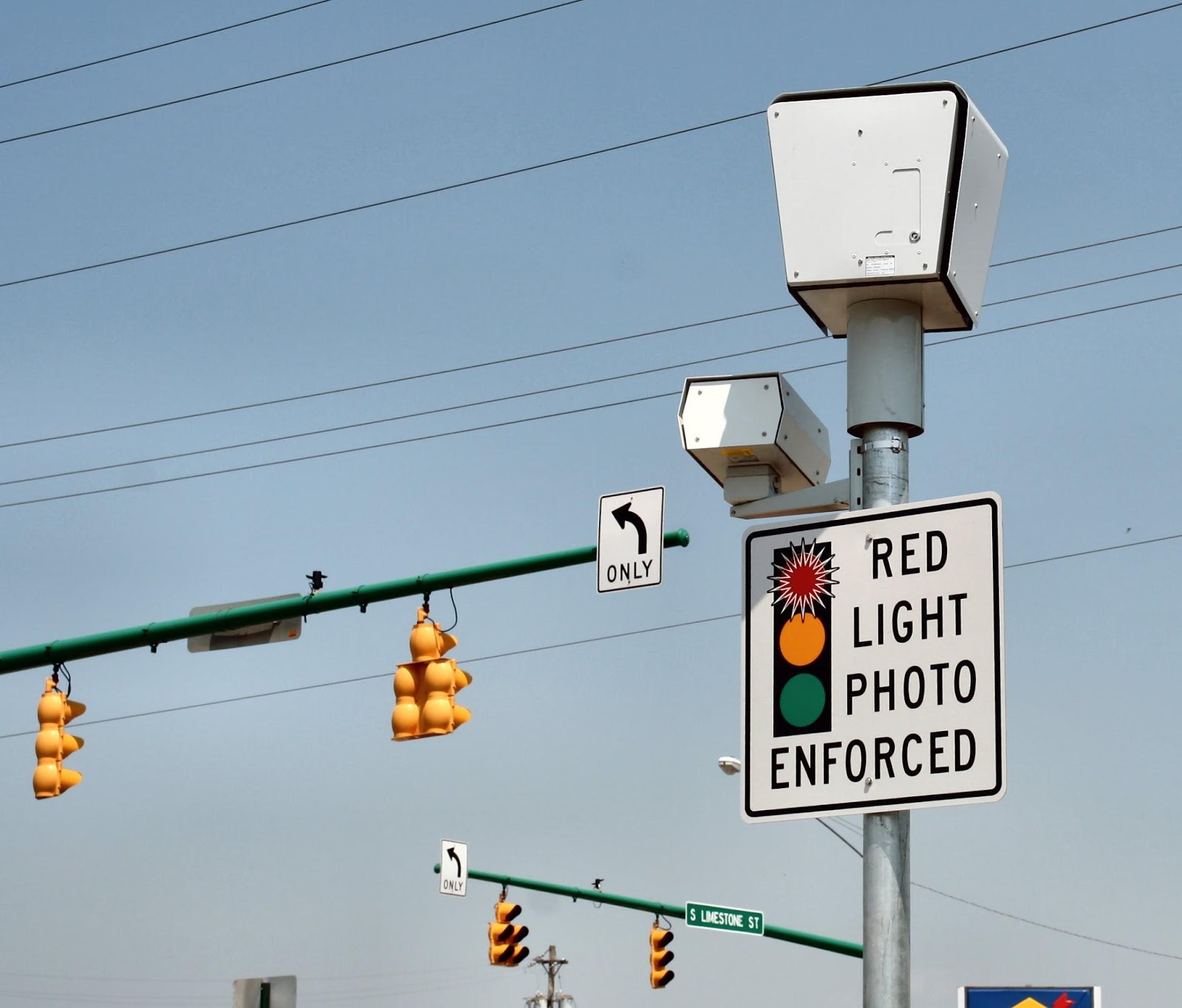 red light camera vancouver