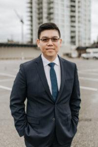 Michael Liu, BA, JD