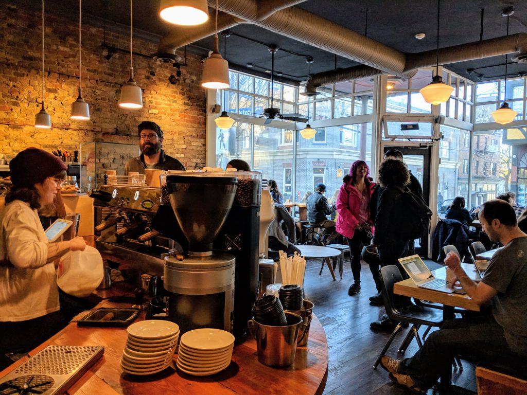 coffee shop vancouver