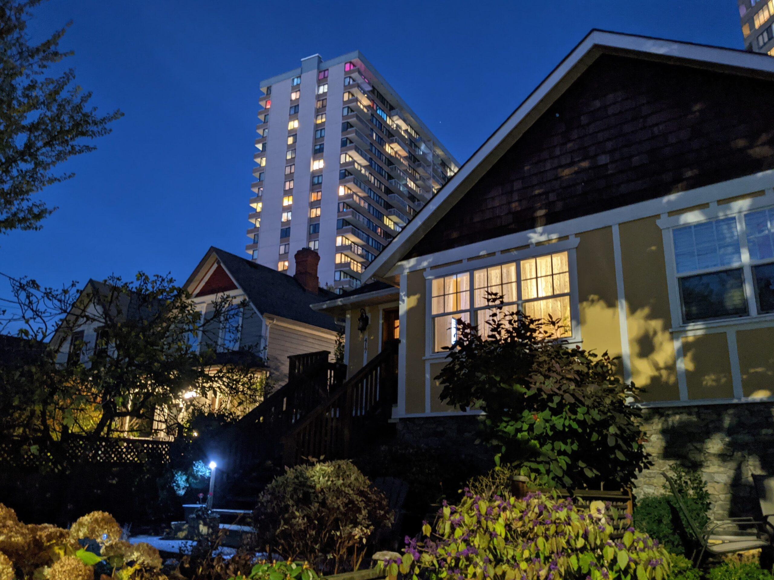 residential tenancy in bc